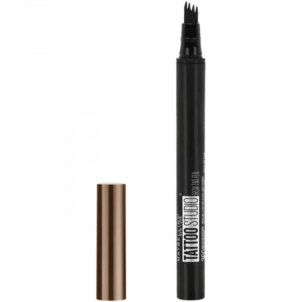 Maybelline Tattoo Studio Brow tintpen - Medium Brown 360