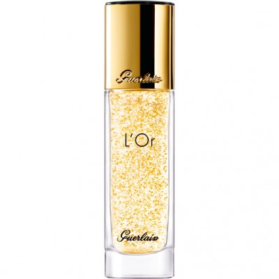 Guerlain L'Or Radiance Concentrate with Pure Gold Make up Base