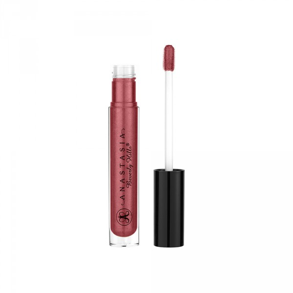 Anastasia Lip Gloss - Metallic Rose