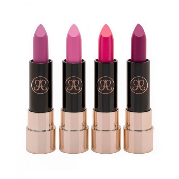 Anastasia Beverly Hills Matte Lipstick Mini Set - Pink & Berries Edition