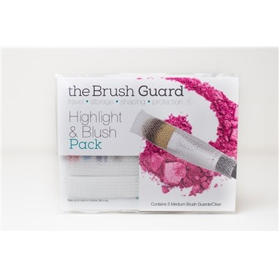Brush Guard - Highlight & Blush Pack