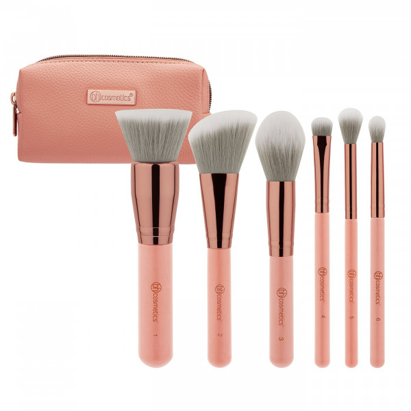 BH Cosmetics Petite Chic 6pc Travel Set