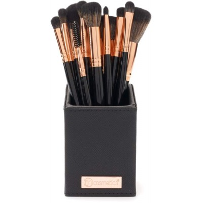 BH Cosmetics - BH Signature 13pc Rose Gold With Brush Cup