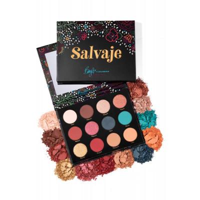 Colourpop Eyeshadow Pallete - Salvaje