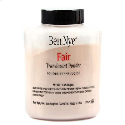 Ben Nye Translucent Powder - Fair 85g