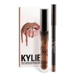 Kylie Lip Kit - Brown Sugar