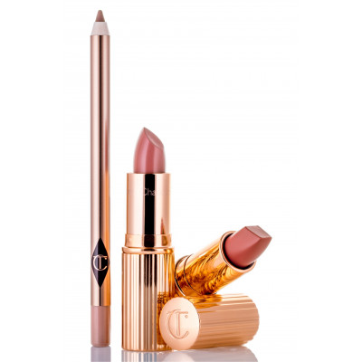 Charlotte Tilbury The Pretty Pink Lipstick Duo