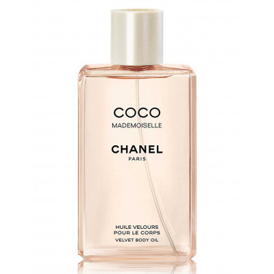 Chanel Coco Mademoiselle Velvet Body Oil 200ml