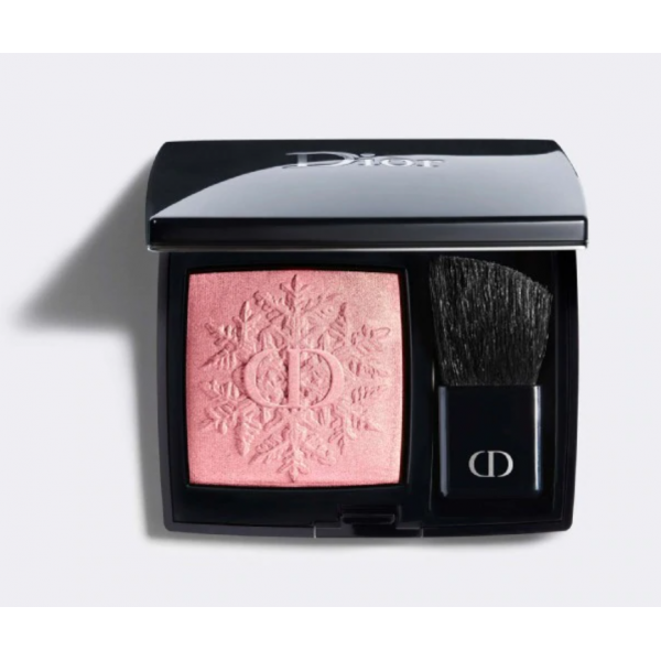 Dior Rouge Blush 353 Rose Frisson - Golden Nights Limited Edt
