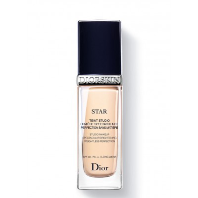 Dior - Diorskin Star Foundation SPF 30 - 010 Ivory