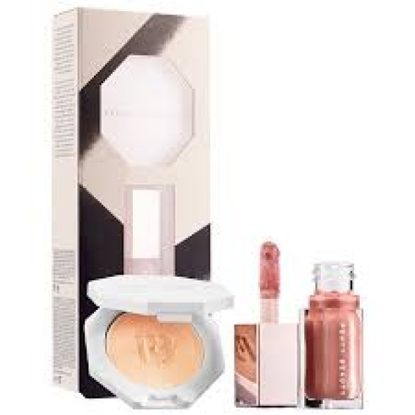 Fenty Beauty Bomb Baby Mini Lip & Face Set