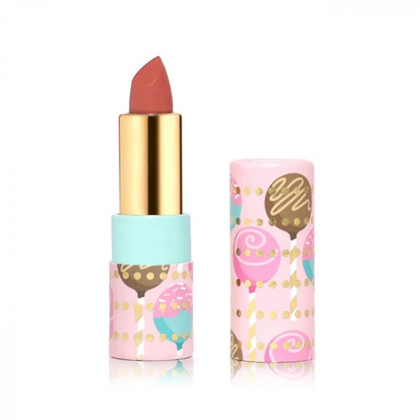 Beauty Bakerie Cake Pop Lippies ( Mini Lipstick ) - Funnel Cake ( Matte Mauve Rose )