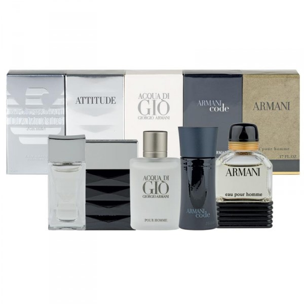 Giorgio Armani Travel Exclusive Set