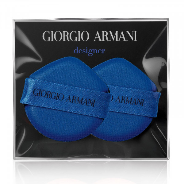 Giorgio Armani Designer Essence-In-Balm Mesh Cushion Applicator (x2)