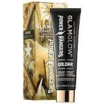 Glam Glow Gravitymud Power Rangers Goldar (Gold) 30g
