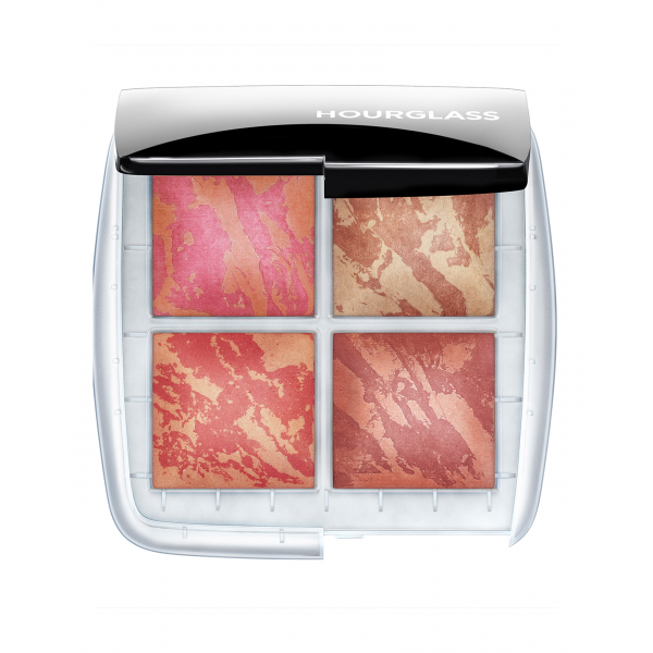 Hourglass Ghost Ambient Lighting Blush Palette