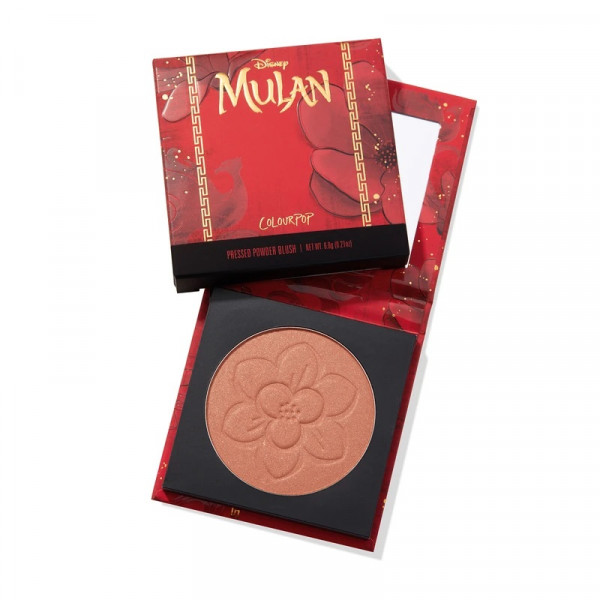 Colourpop x Mulan Blush - Good Luck Charm