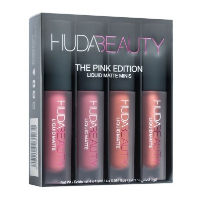 Huda Beauty The Pink Edition Mini Set