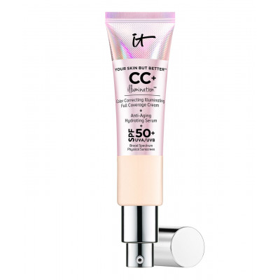 IT Cosmetics Your Skin But Better™ CC+ Illumination™ with SPF 50+ (Fair Light)