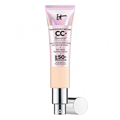 IT Cosmetics Your Skin But Better™ CC+ Illumination™ with SPF 50+ (Light Medium)