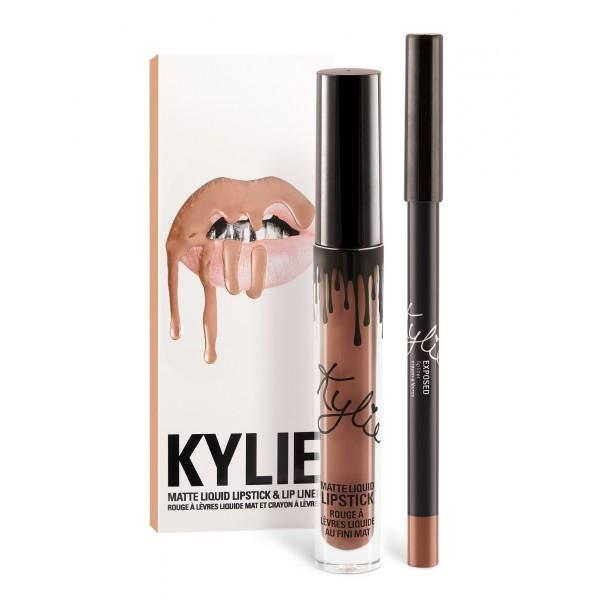 Kylie Lip Kit - Exposed
