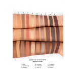 Colourpop Pressed Powder Shadow Palette - Brown Sugar