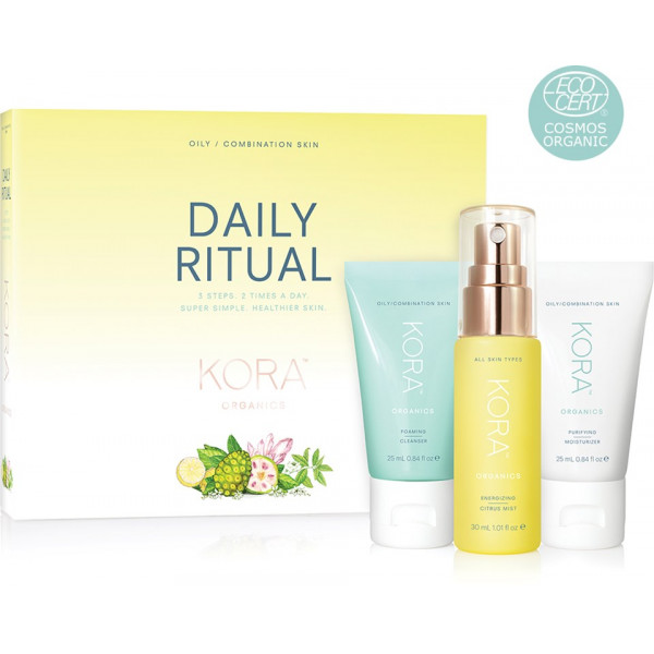 Kora Organics - Daily Ritual Oily / Combination Skin
