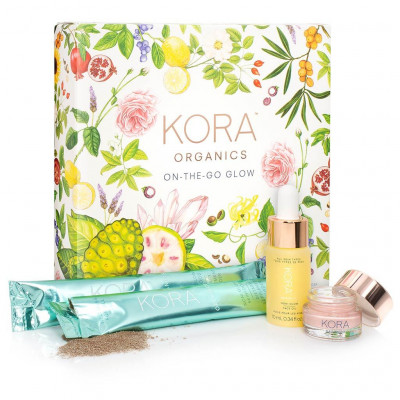 Kora Organics On The Go Glow Kit