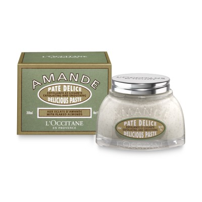 L'Occitane Almond Delicious Paste 200g
