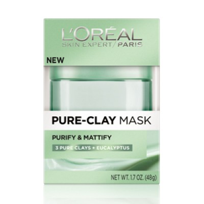 Pure Clay Mask - Purify & Mattify
