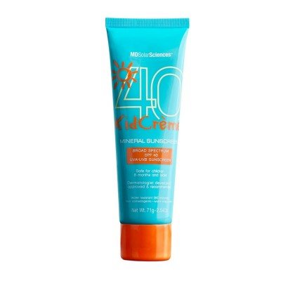 MD Solar Science Mineral KidCrème SPF 40 71g