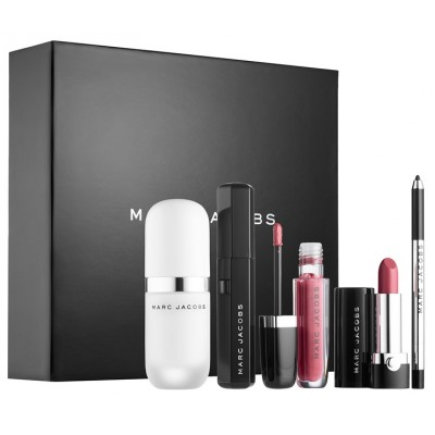 Marc Jacobs Effortlessly Irresistible - 5pc Beauty Bestsellers Collection Set