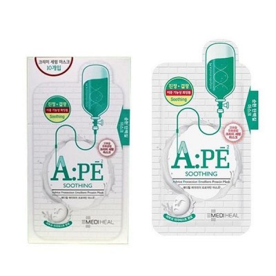Medi Heal - APE Soothing (Advice Protection Emollient) Face Mask