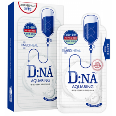 Medi Heal - DNA Aquaring (Defense Natural Aquaring) Face Mask