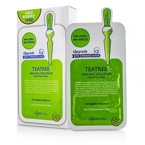 Medi Heal Tea Tree Care Solution