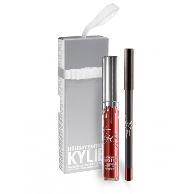 Kylie Holiday Edition Lip Kit - Merry