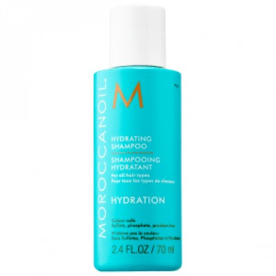 Moroccanoil Hydrating Shampoo Travel Size 70ml