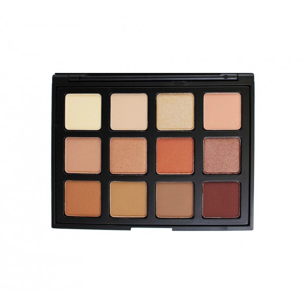 Morphe 12NB Natural Beauty Palette