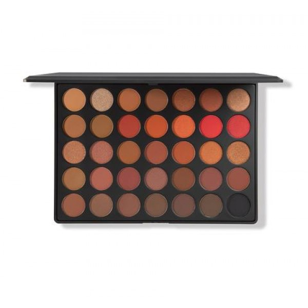 Morphe - 35O2 Second Nature Eyeshadow Palette
