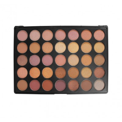 Morphe 35T Taupe Palette