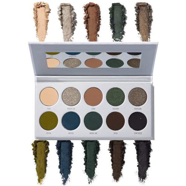 Morphe Dark Magic Eyeshadow Palette (No Box)