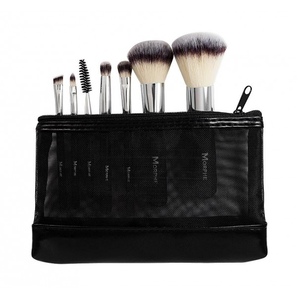 Morphe Brushes - 7pc Ultra Soft Mini Synthetic Set 612