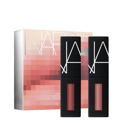 NARS Wanted Power Pack Lip Kit Cool Nudes