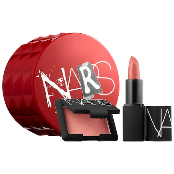 NARS Little Fetishes Mini Orgasm Blush & Lipstick (Red)
