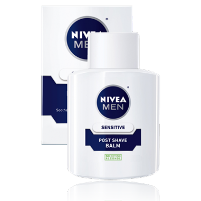 Nivea Men Post Shave Balm -Sensitive-