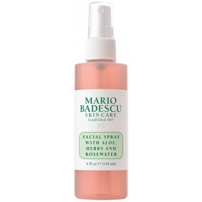Facial Spray W/ Aloe,Herbs & Rosewater