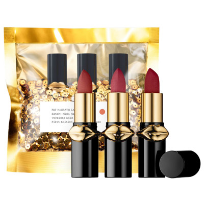 Pat Mcgrath LUST: Mini MatteTrance™ Lipstick Skin Show Trio (limited Edt)