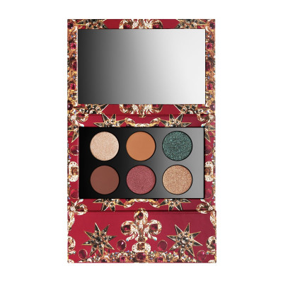Pat Mcgrath Mothership Sublime Bronze Temptation Palette