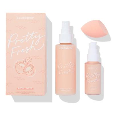 Colourpop Hydrating Prime Set Kit