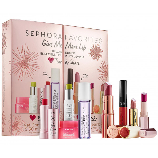 Sephora Favorite Set 2019 Edition Give Me More Lip